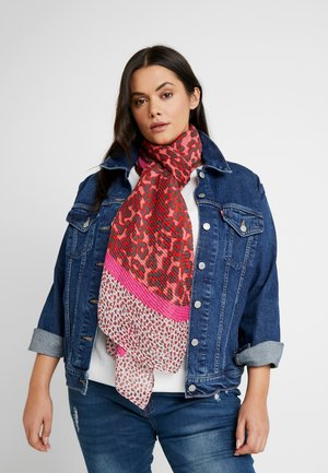 KISS FROM A ROSE - Scarf - pink