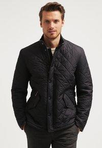 Barbour - POWELL - Light jacket - black - 0