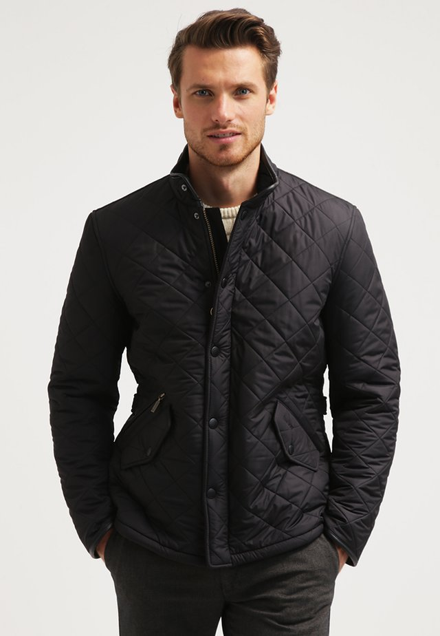 POWELL - Light jacket - black