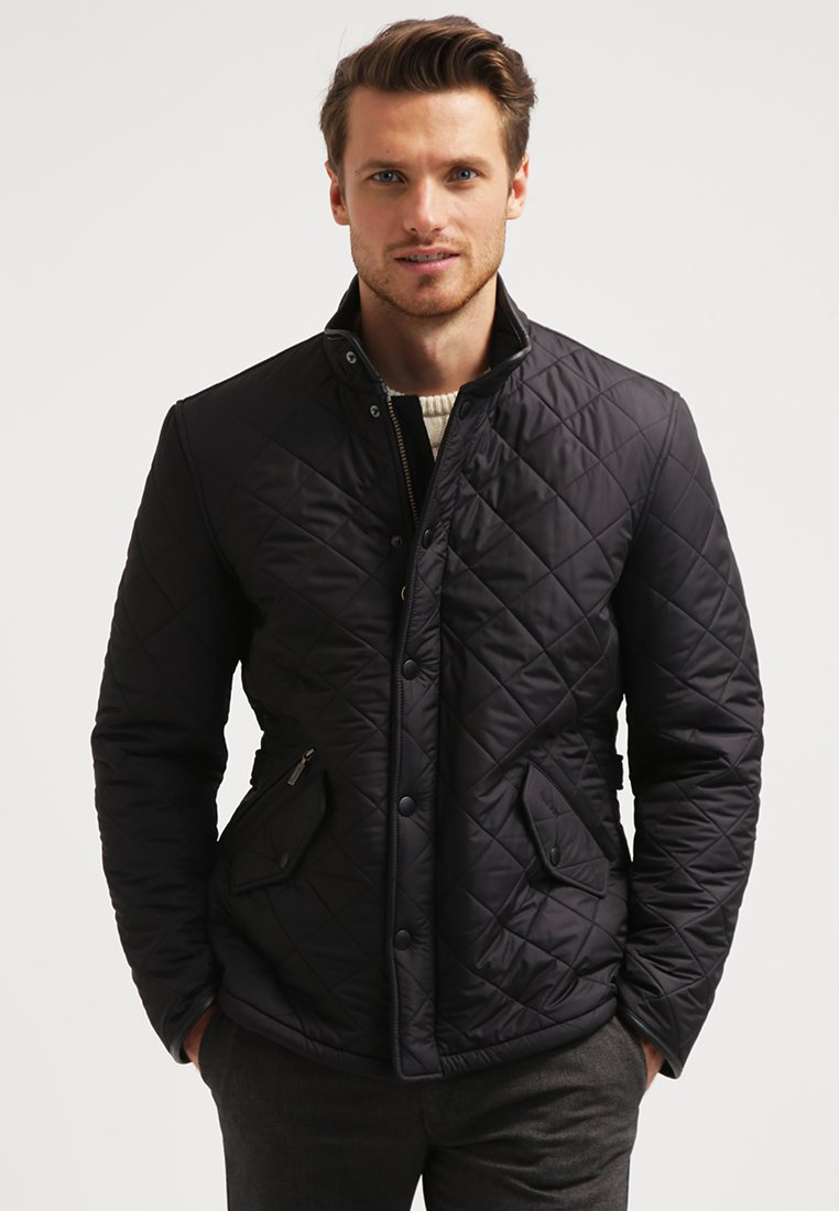 Barbour - POWELL - Light jacket - black