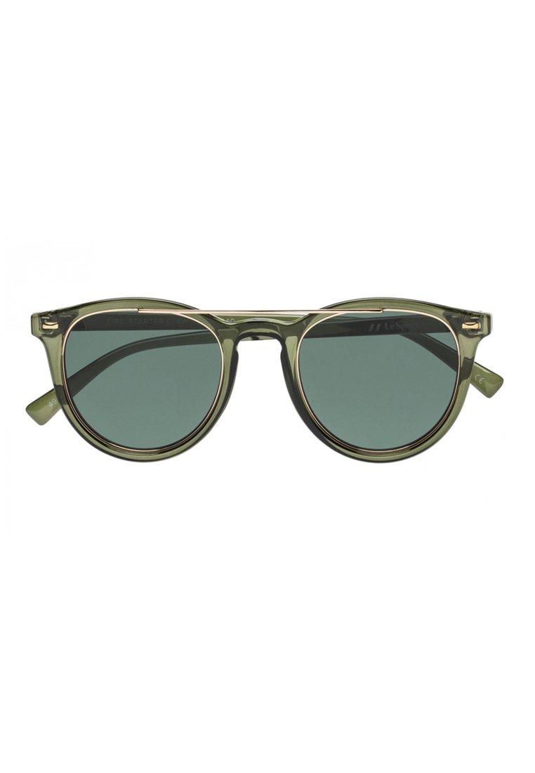 Le Specs Fire Starter Claw Sonnenbrille khaki im Online Shop