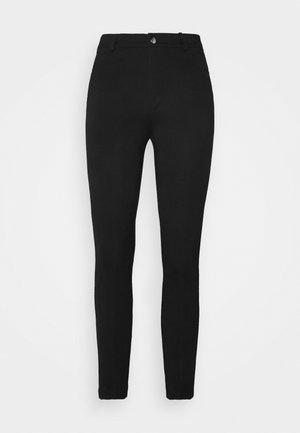 5 pockets PUNTO trousers - Bukse - black