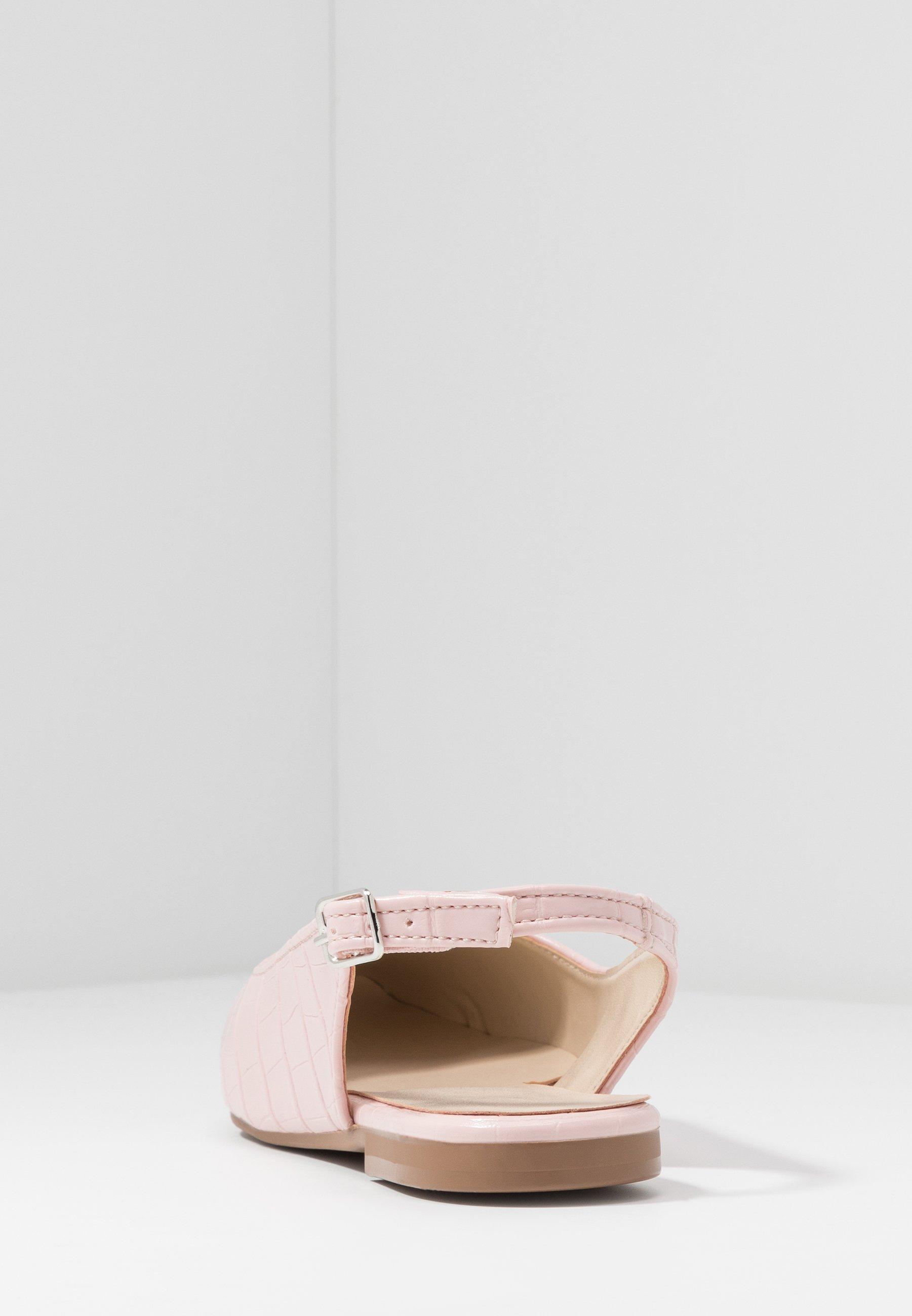Trendyol Slingback Ballerina´s - Powder Pink