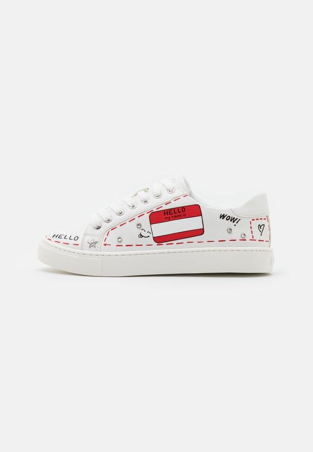 GARSDALE - Sneakers - white