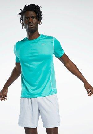 RUNNING SPEEDWICK  - Basic T-shirt - turquoise