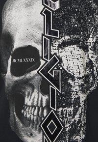 Religion - SPLIT TEE - T-shirt print - black - 2