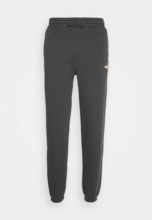 ICON ANGELS JOGGERS - Tracksuit bottoms - charcoal