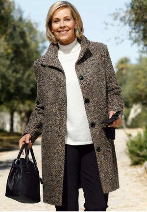 Classic coat - beige,braun