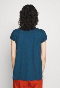 DRYKORN - AVIVI - T-shirt basic - petrol - 2