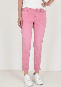 Buena Vista - Slim fit jeans - lavendel - 0