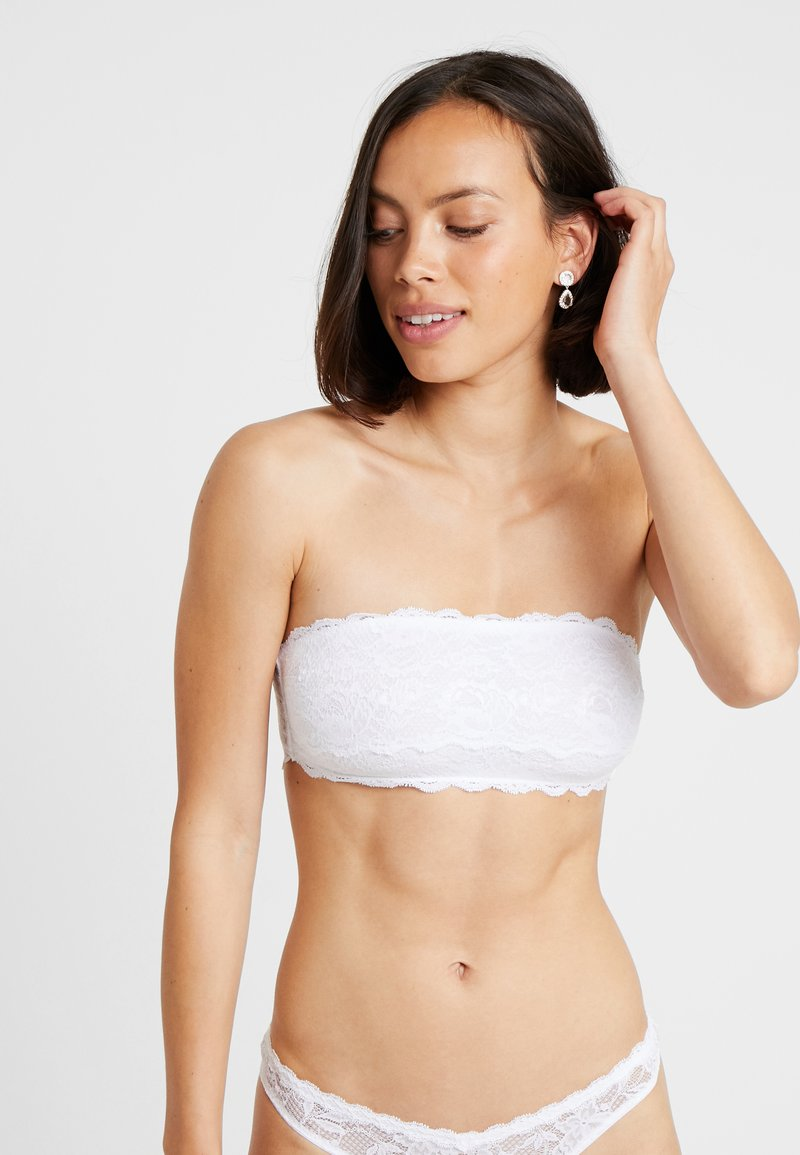 Cosabella - NEVER SAY NEVER FLIRTIE - Bustier - white