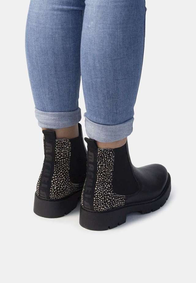 GIPSY PIXEL  - Classic ankle boots - black