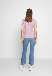 Ivy Copenhagen - REGULAR WASH DARK - Jeans relaxed fit - denim blue - 2