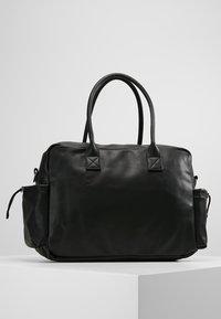 Kidzroom - VISION OF LOVE DIAPERBAG - Baby changing bag - black - 2