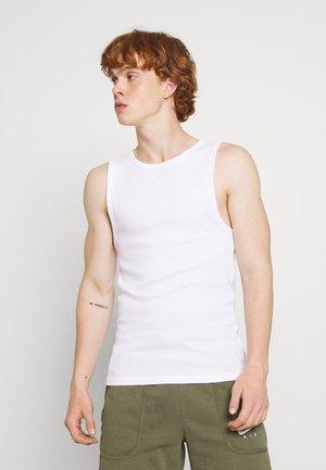 CHARLES TANK - Top - white