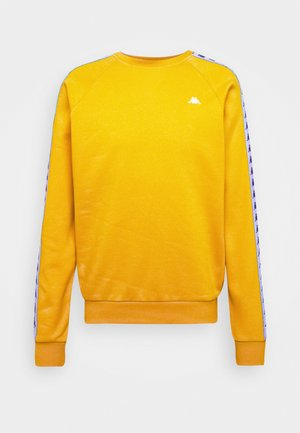 HARRIS CREW - Bluza - cylon yellow