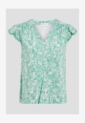 Blusa - vert clair