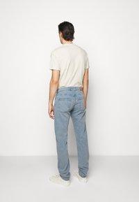 Boglioli - Straight leg jeans - blue denim - 2