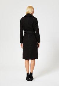 RISA - Classic coat - blac - 2