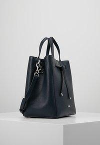 HUGO - VICTORIA DRAWSTRING - Handbag - night blue - 3