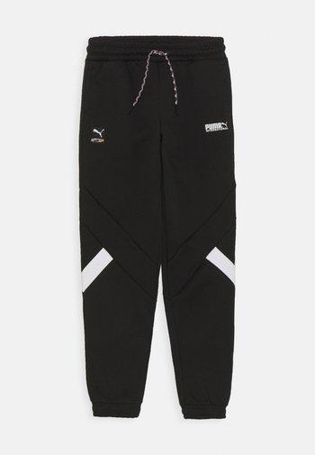 TRACK PANTS - Trainingsbroek - black