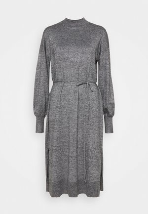 DRESS MIMMIE - Jumper dress - nearly black