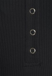 Pieces - Shift dress - black - 6