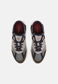 Timberland - FIELD TREKKER - Trainers - medium grey - 3