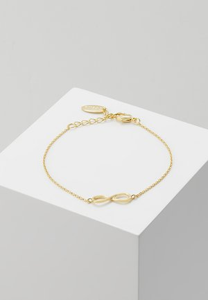 INFINITY BRACELET - Armbånd - pale gold-coloured