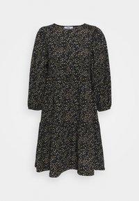 ONLSARA ZILLE DRESS - Denní šaty - black