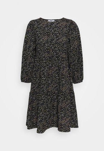 ONLSARA ZILLE DRESS - Hverdagskjoler - black