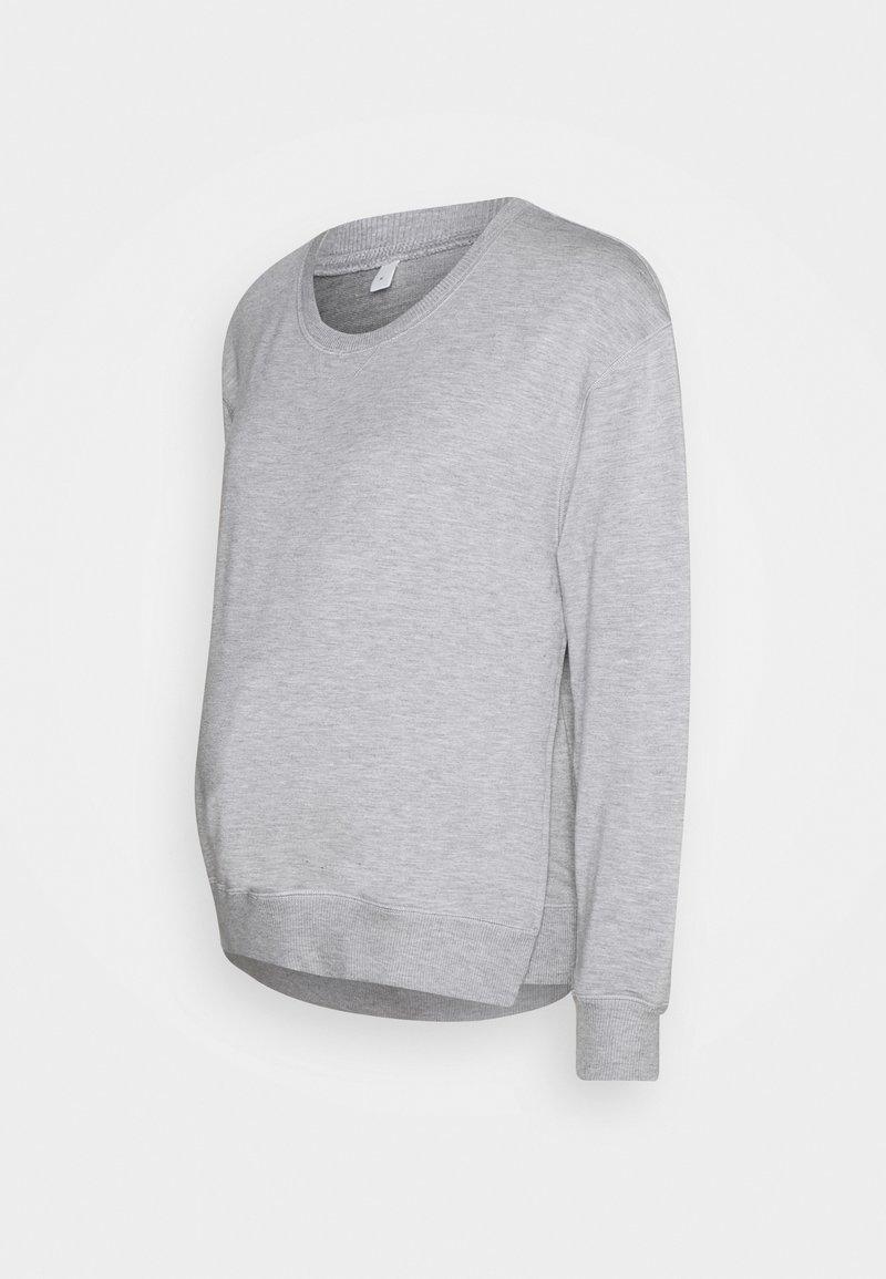 Boob - Sweatshirt - grey melange
