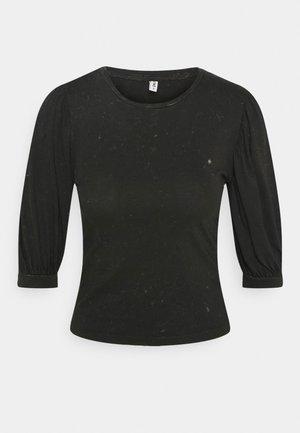 ONLLUCILLA LIFE - Print T-shirt - black