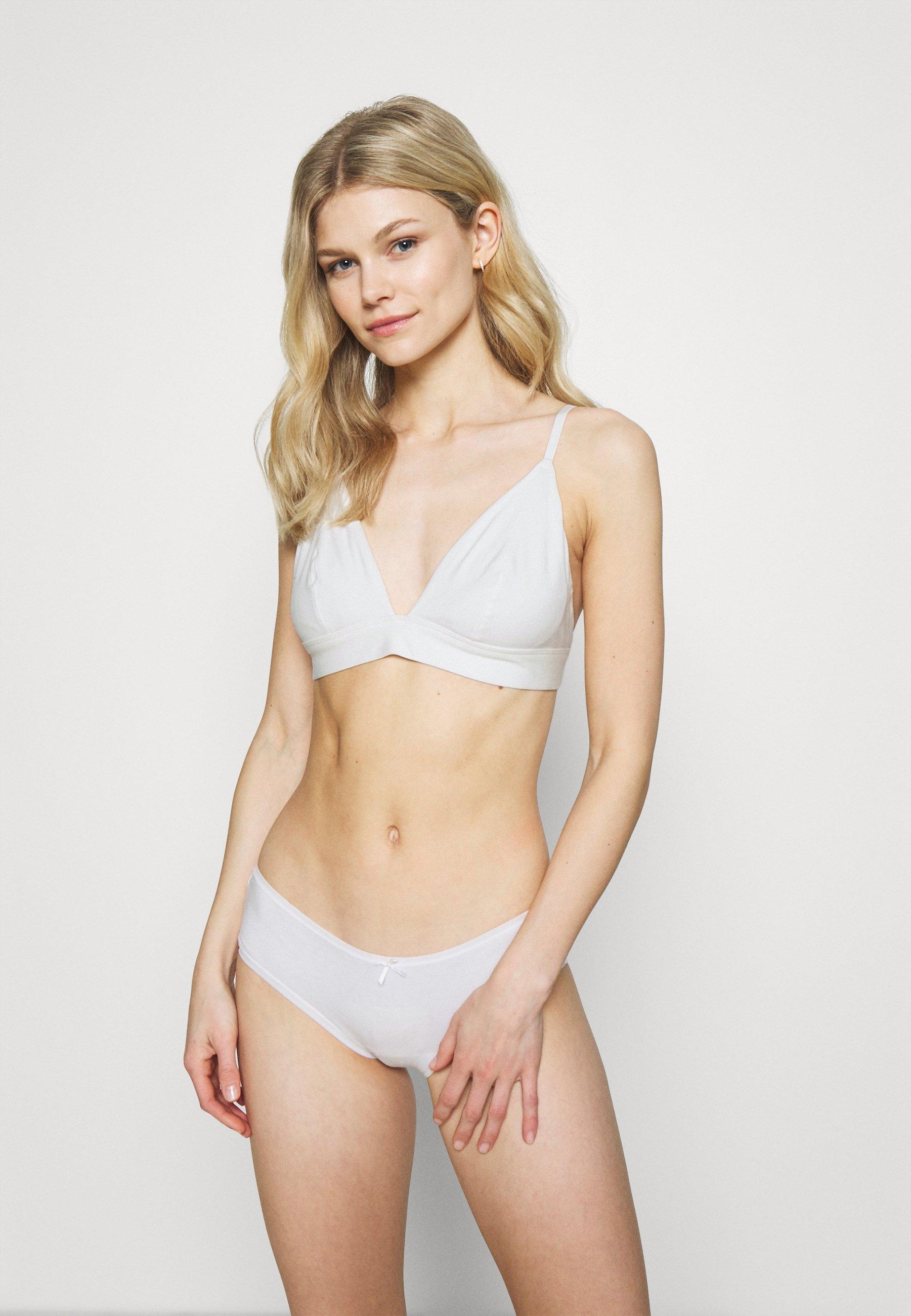 Women LILA 2 PACK - Triangle bra