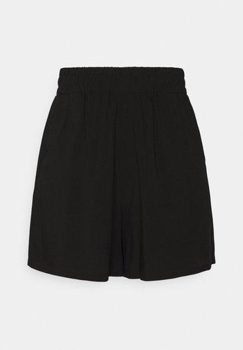 JILL - Shorts - black