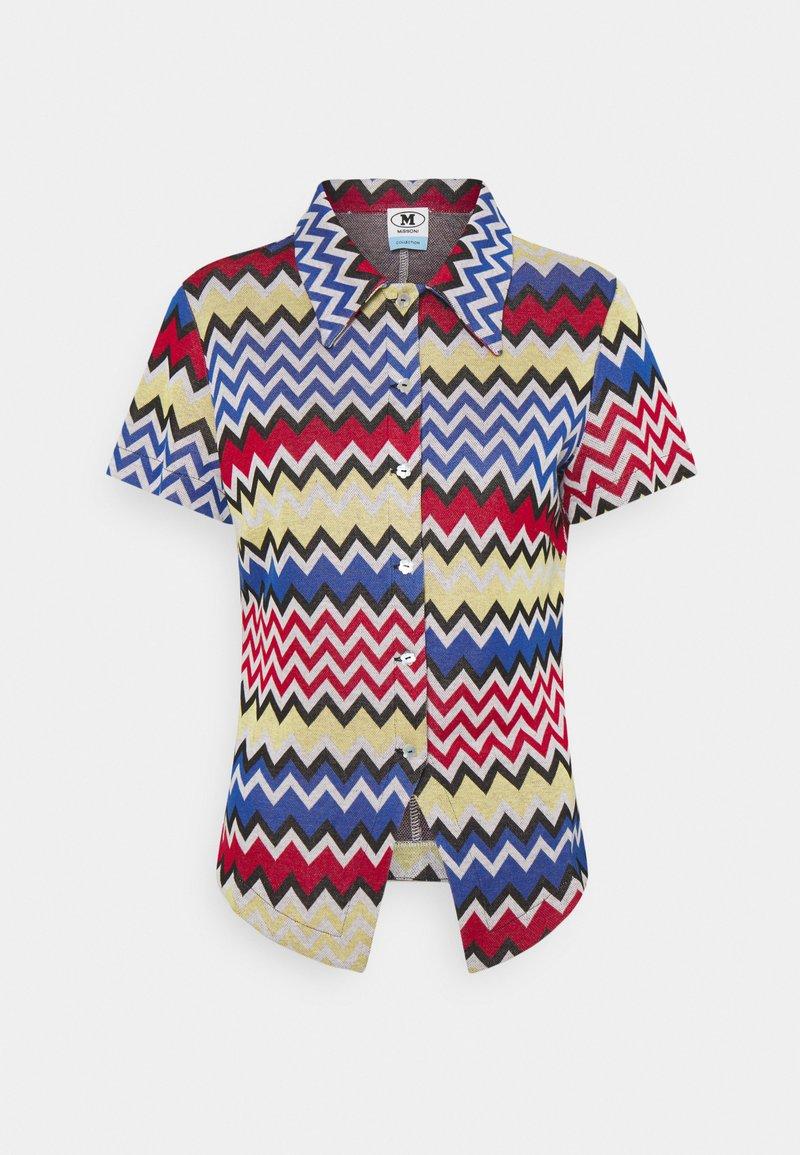 M Missoni - CAMICIA - Button-down blouse - multicoloured