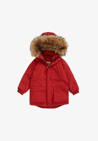 Töastie - NORTH STAR PARKA - Winter coat - red - 0