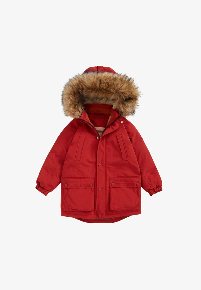 NORTH STAR PARKA - Winterjas - red