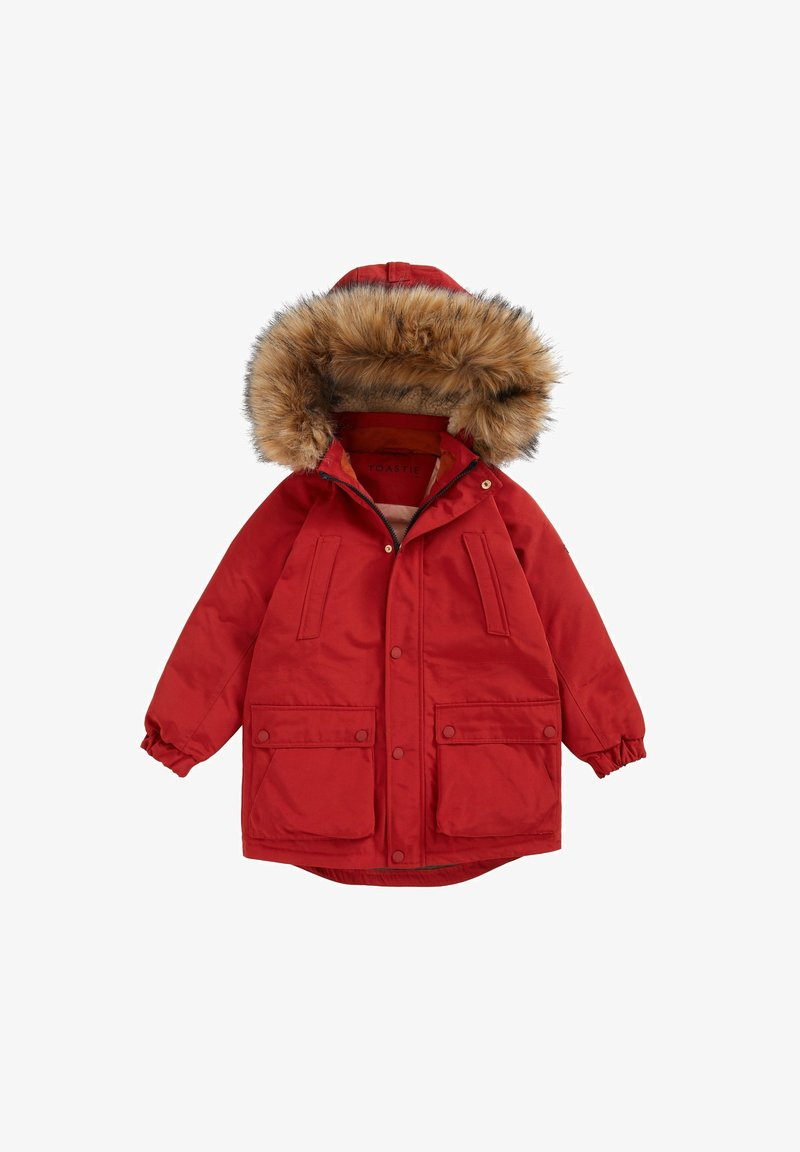 Töastie - NORTH STAR PARKA - Winter coat - red