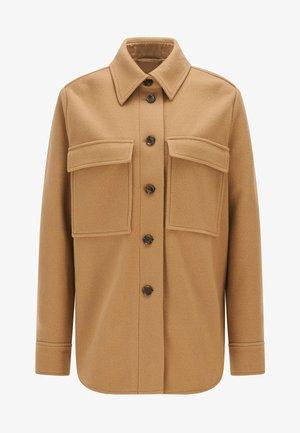 Summer jacket - light brown