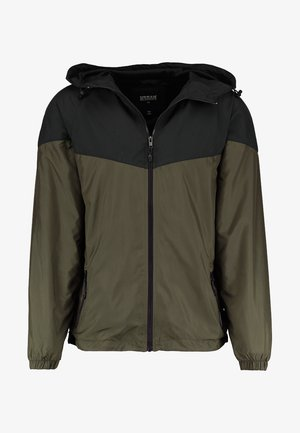 TONE TECH - Blouson - black/dark olive