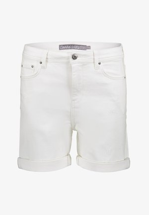 Jeansshort - off white