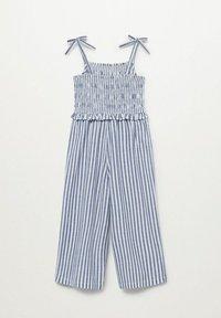 Mango - Jumpsuit - bleu - 1