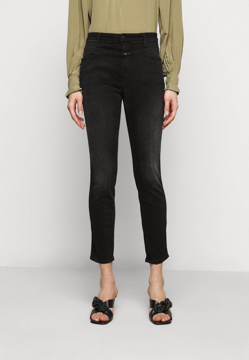 CLOSED - PUSHER - Jeans Skinny Fit - dark grey