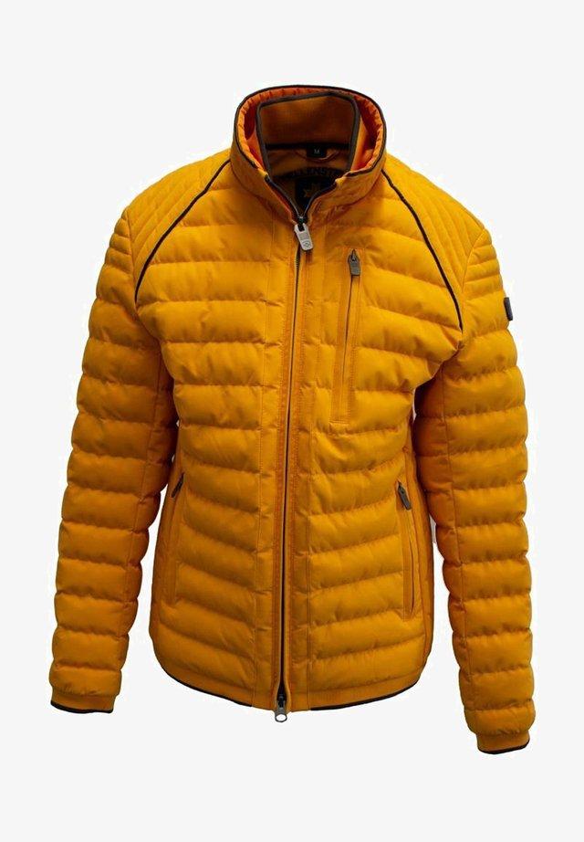 Winter jacket - saffron