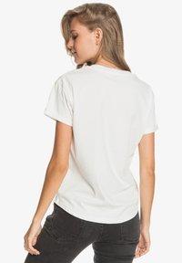 Roxy - Print T-shirt - snow white - 2
