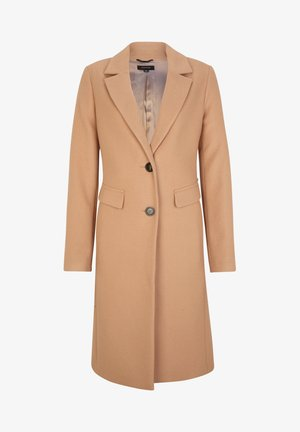 MIT COSY TOUCH - Short coat - camel
