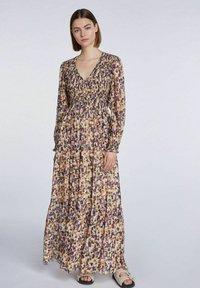 SET - Maxi dress - rose violett - 0