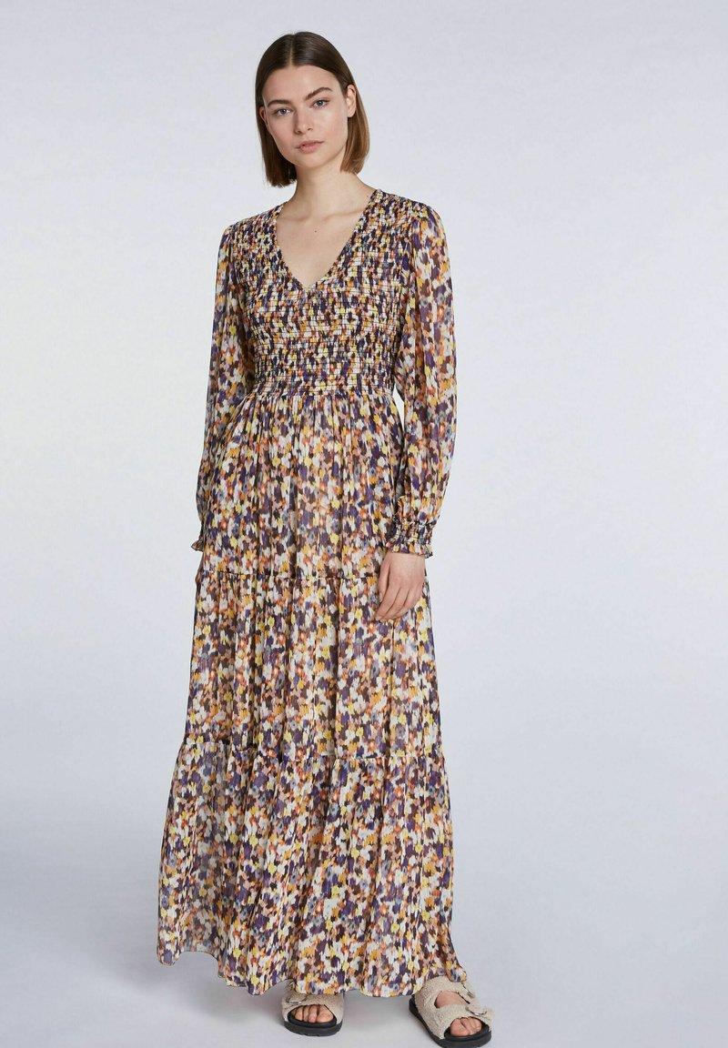 SET - Maxi dress - rose violett