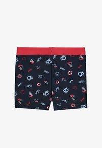 Steiff Collection - STEIFF COLLECTION BADESHORTS MIT UV-SCHUTZ - Swimming shorts - steiff navy - 1